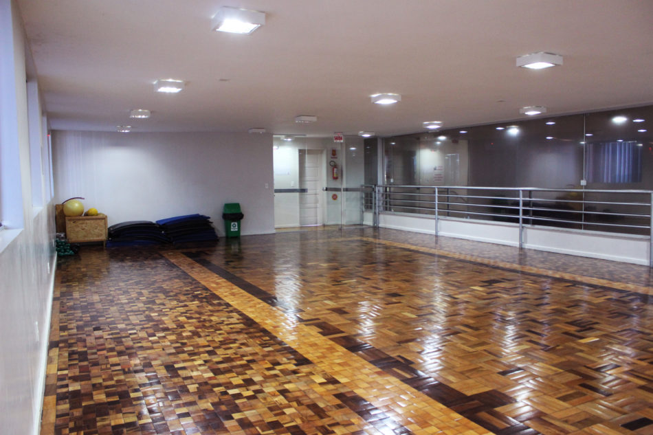 Imagem Sala de Dança