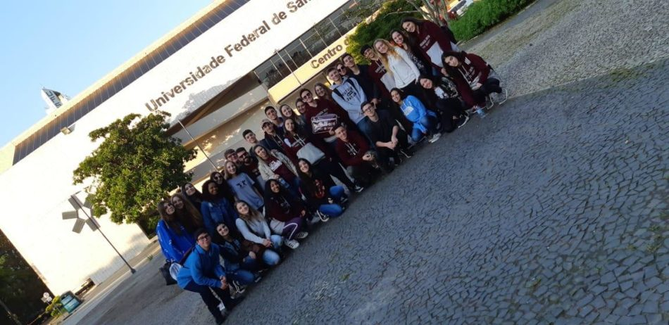 TERCEIRÃO CONHECE CURSOS E LABORATÓRIOS DA UFSC