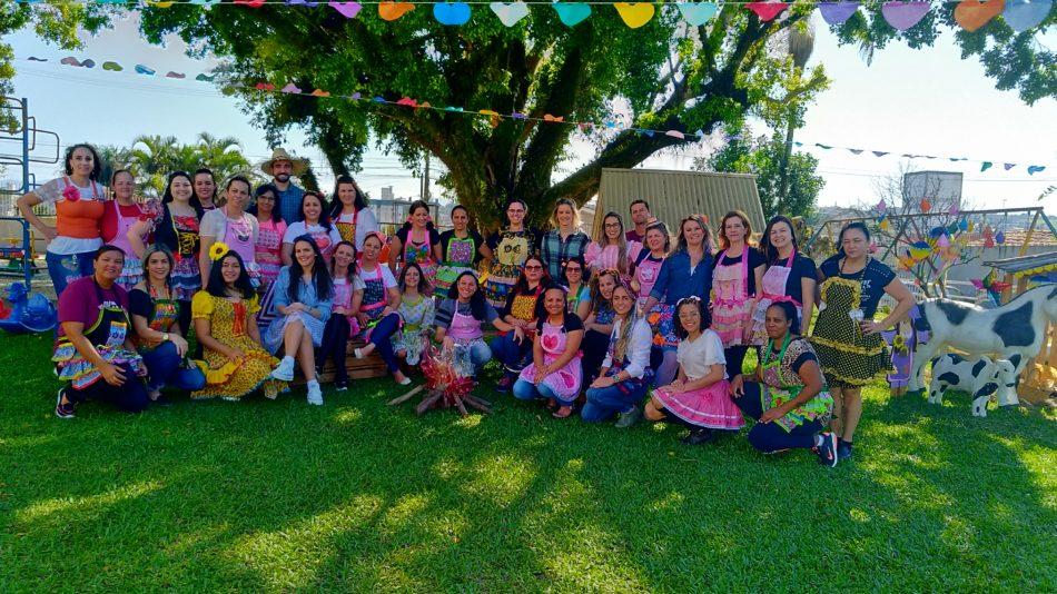 Festa Junina da Educação Infantil