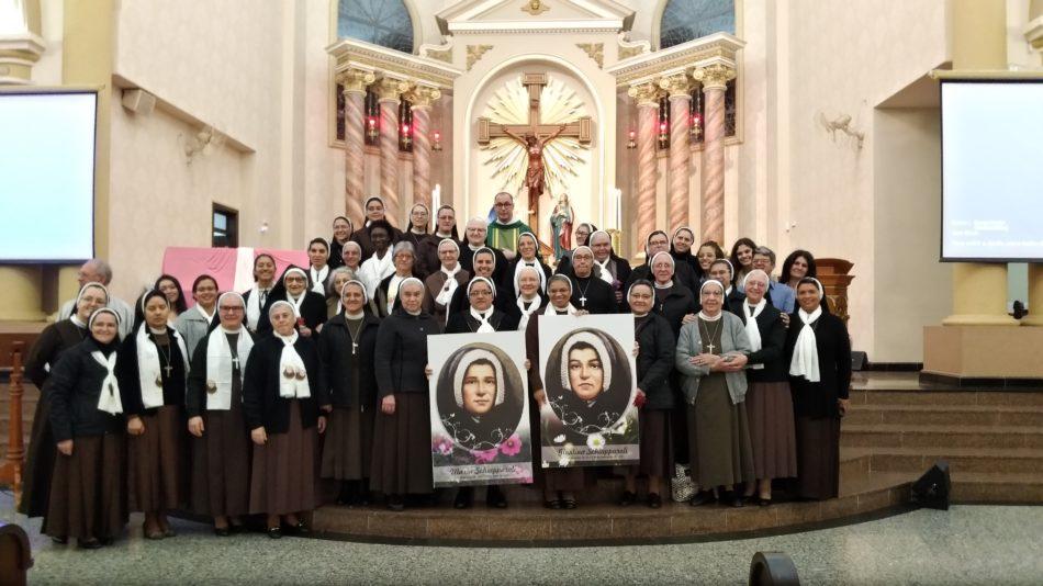 Jubileude Nascimento de Madre Giustina Schiapparoli
