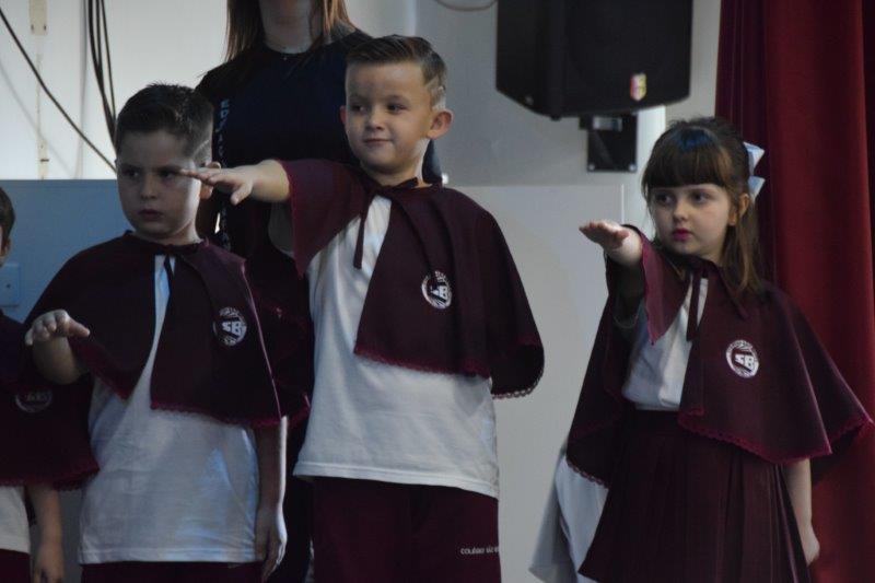 ENCERRAMENTO DO JARDIM II EDUCAÇÃO INFANTIL