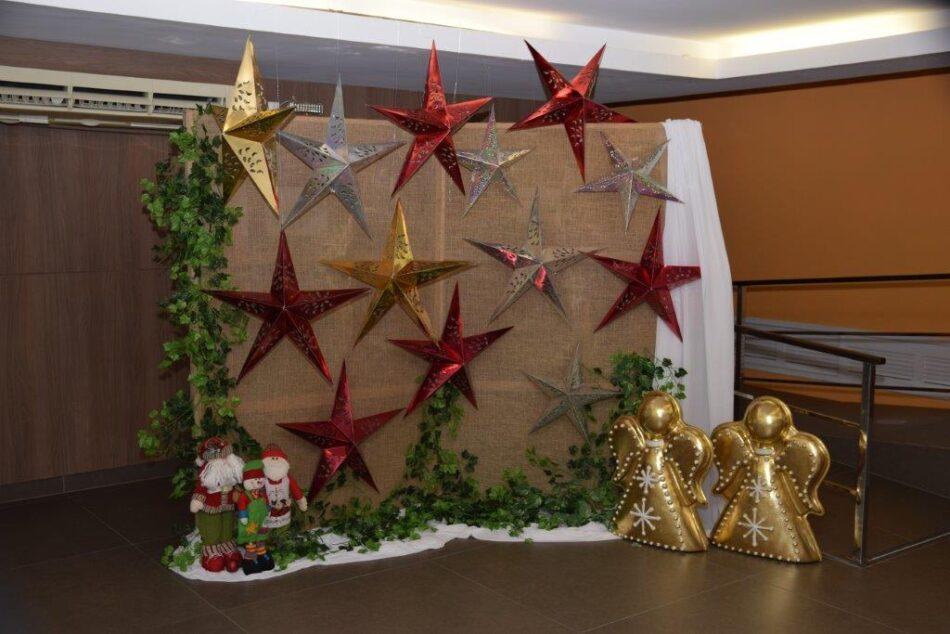 Confraternização de Natal e Final de Ano