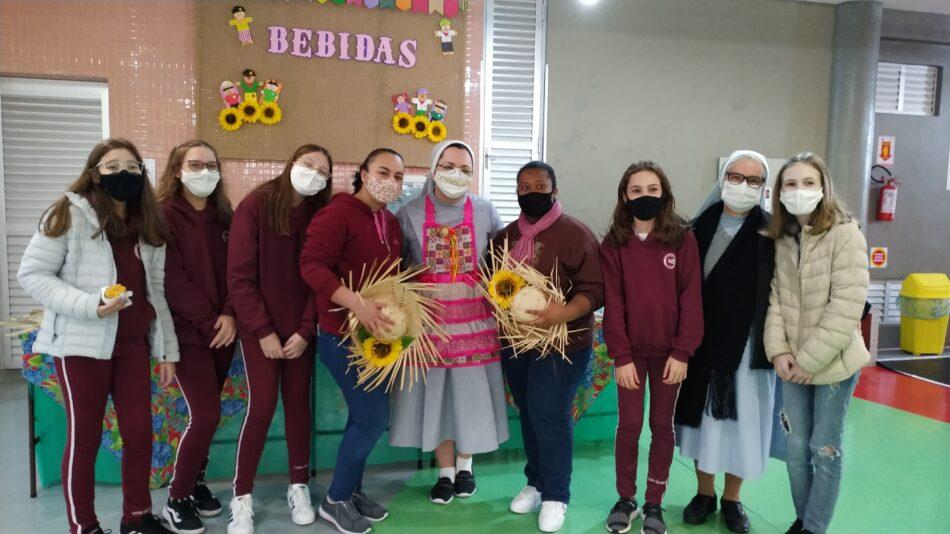 Festa de São João do Ensino Fundamental Anos Finais
