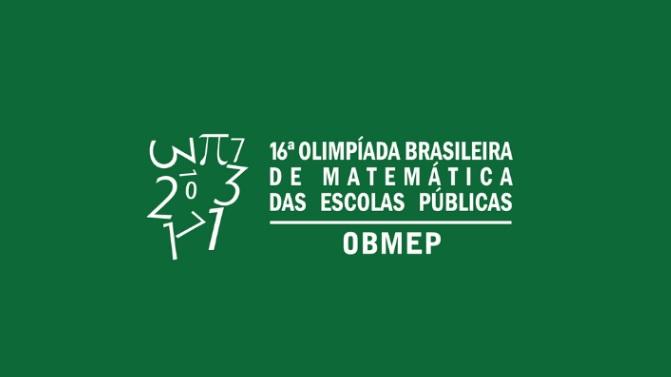 Os alunos do Colégio São Bento participaram da OBMEP