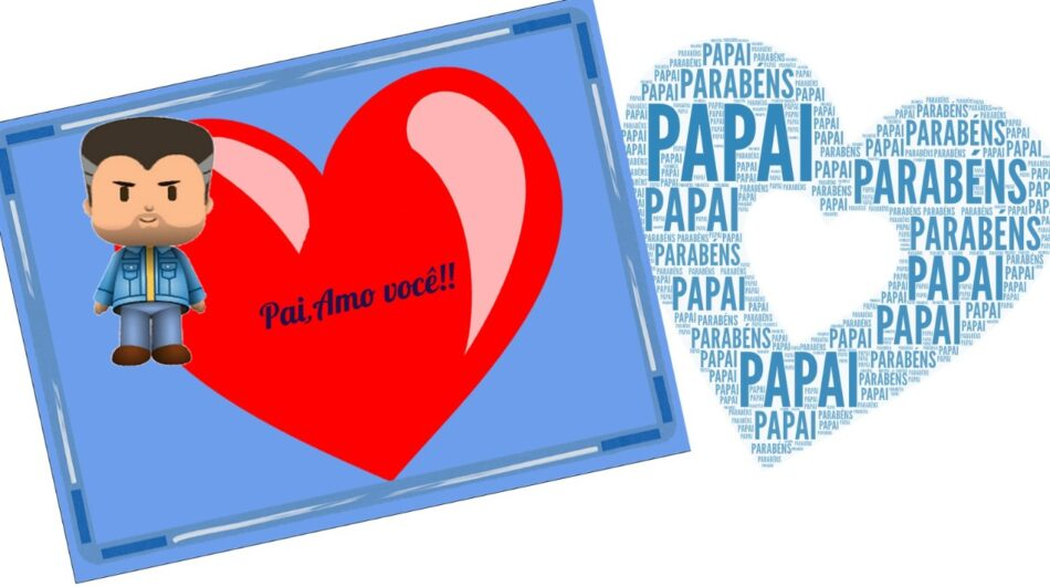 Dia dos Pais dos alunos do 3º, 4º e 5º Anos