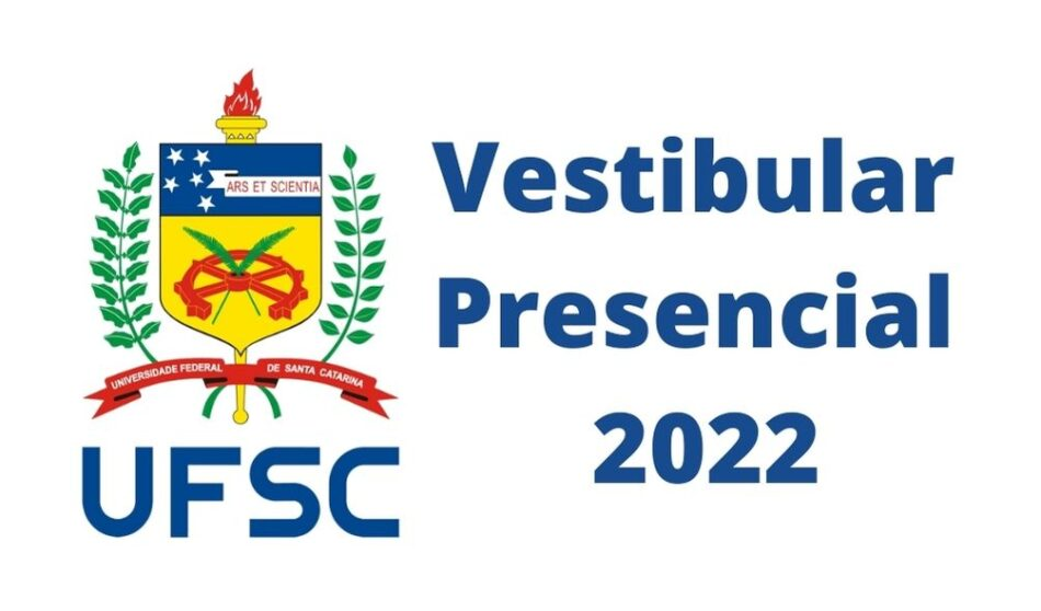 Vestibular Presencial UFSC